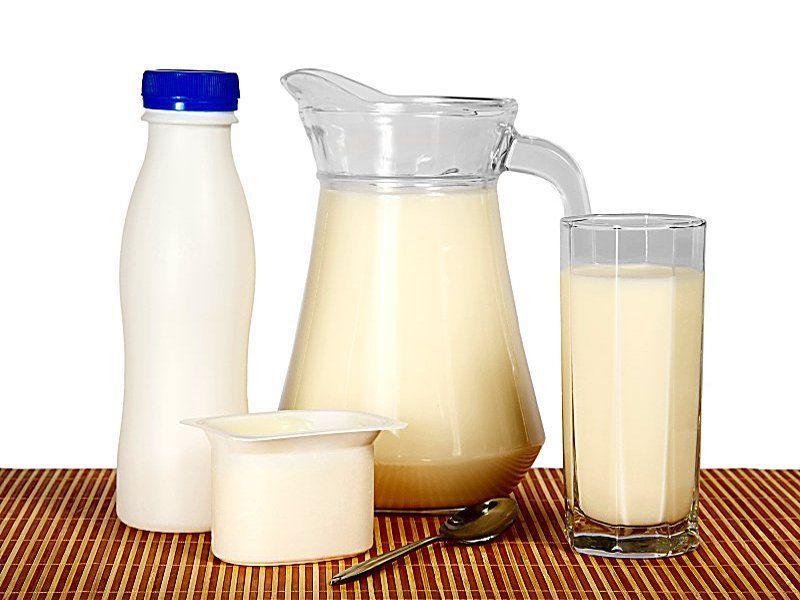 Молочная диета 2