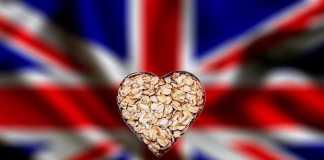 Меню для английской диеты