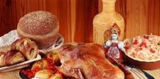 Мясные блюда русской кухни
