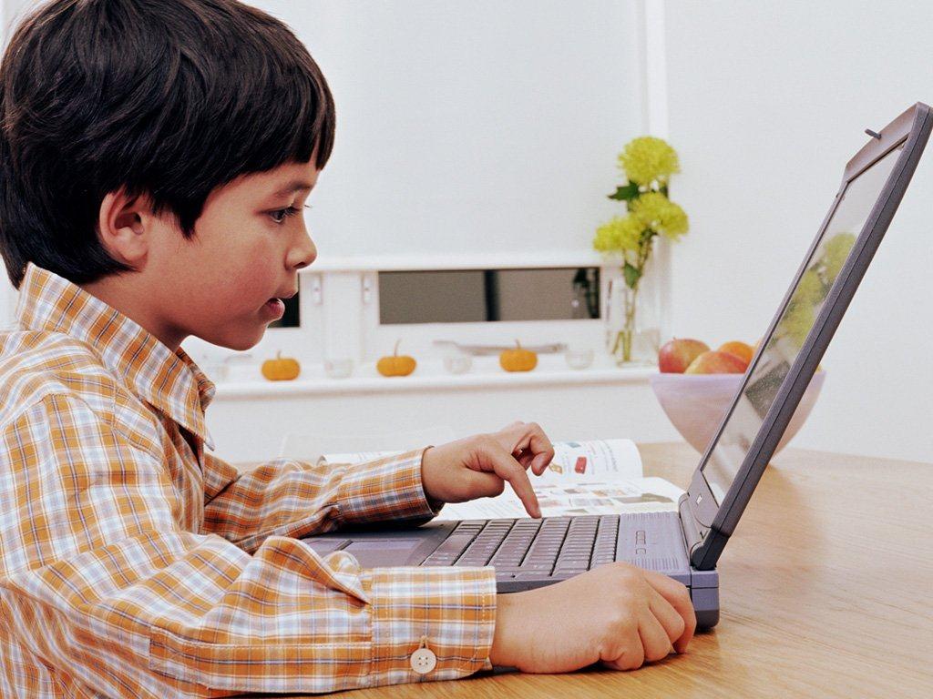 Компьютерные игры и их влияние на развитие ребенка.