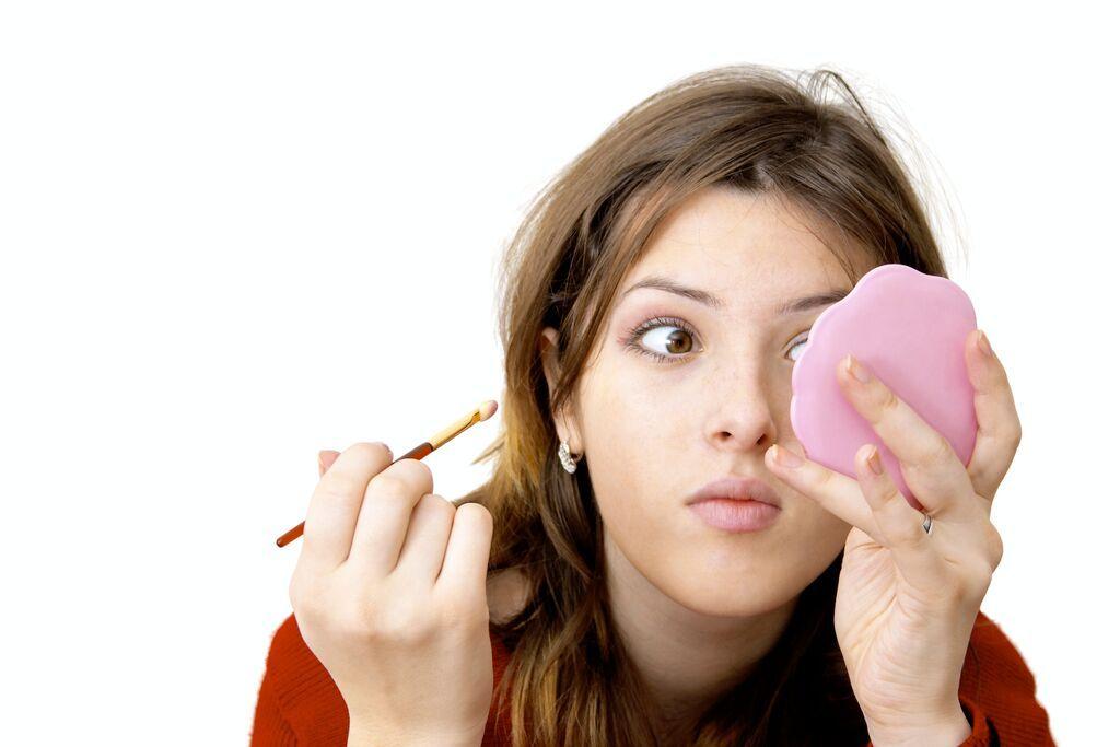 Красота за 60 секунд - правила макияжа