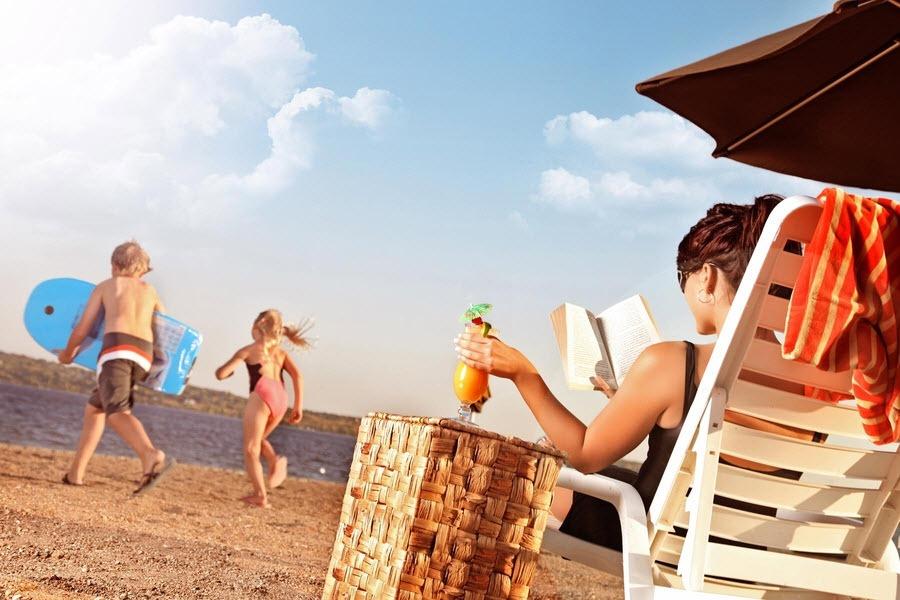 Семейный отпуск - планирование, виды, места