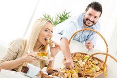 О любви к пирожным и мужчинам