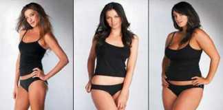 Нормы красоты и гармонии женского тела