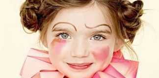 Придумываем карнавальный макияж девочек