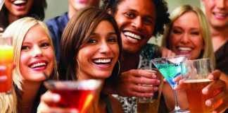 Как не опьянеть на корпоративном вечере