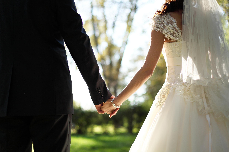 Обеты любви жениха и невесты в день свадьбы