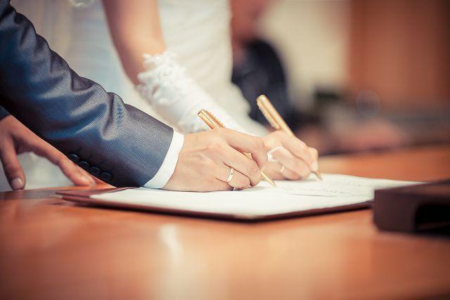 Регистрация брака и подготовка к свадьбе