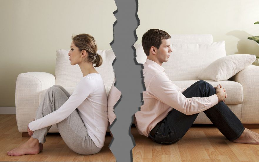 Раздел имущества и жизнь после развода