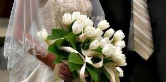 Свадьба. Выбор свадебного букета.