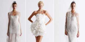 Какие платья для невесты лучше всего выбирать летом, в жаркую погоду?