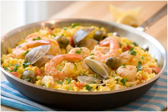 Удивительное блюдо - паэлья: Рецепт и способы приготовления