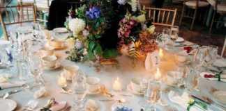 Украшение и сервировка стола к Новому году