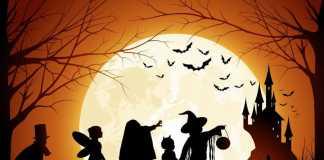 Хеллоуин – день всех святых