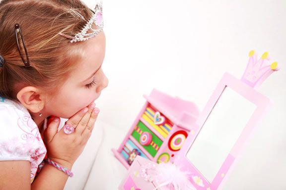 Особенности воспитания девочек