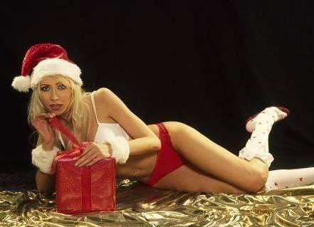 Секс под новогодней ёлкой