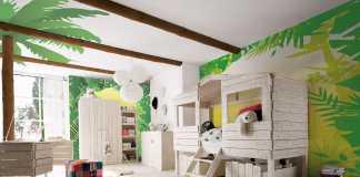 Интерьер детской комнаты. Идеи декора!