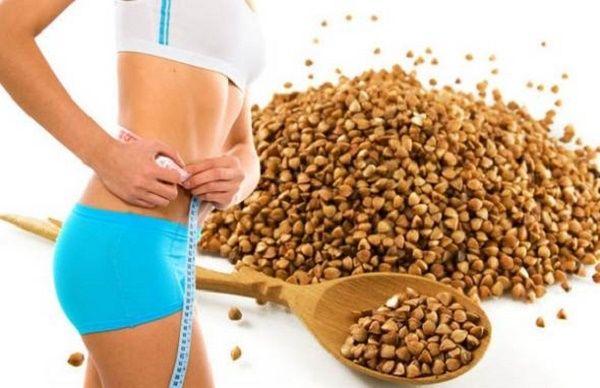 Гречневая диета - за неделю минус 10 килограмм