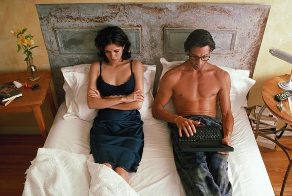 Муж больше не хочет секса: что делать?