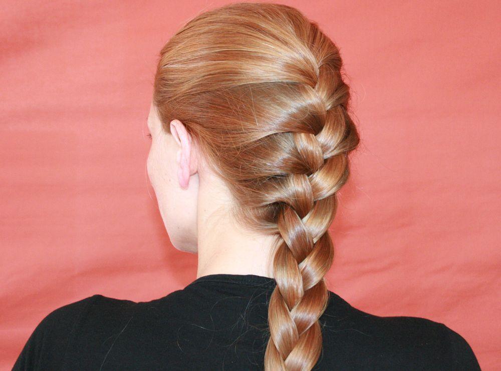 Какие бывают косы? Плетение кос различной сложности