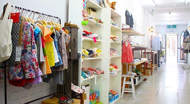 Бизнес для женщины: магазин детской одежды