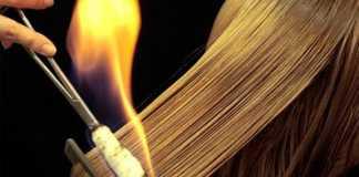 """Fire Cut (пирофорез) – обжиг волос или """"стрижка огнем"""" новая уникальная процедура!"""