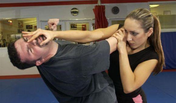 Средства самообороны для женщин