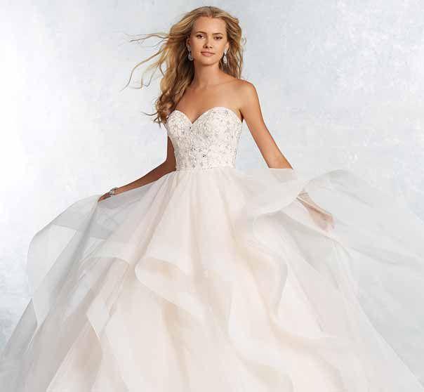Свадебное платье. Главный вопрос невесты