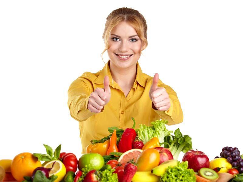 Как составить правильное меню для похудения?