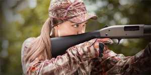 Женская одежда для охоты!