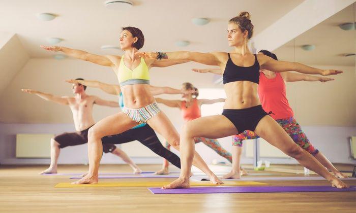 Бикрам-йога - горячий выбор активных и смелых