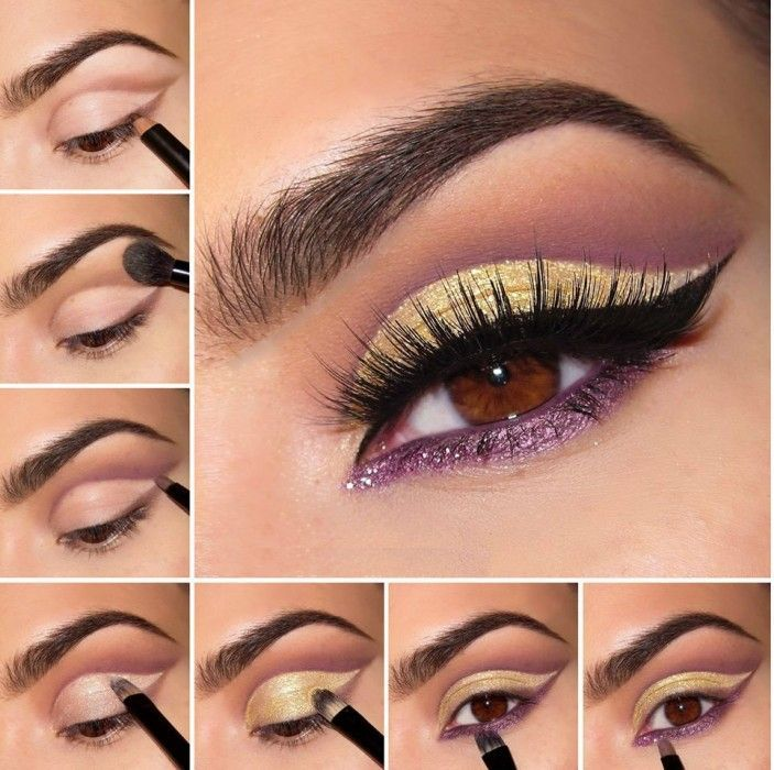 Глаза-зеркало души. Грамотный макияж для визуального увеличения глаз