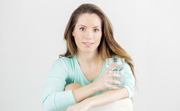 Как вода может повлиять на кожу?