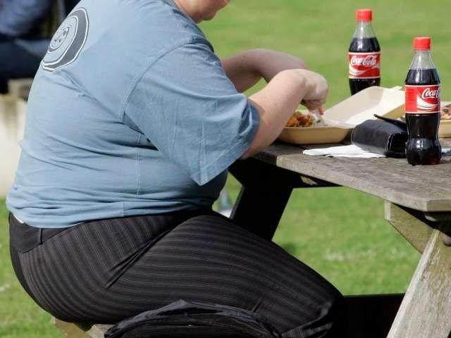 Переработанные продукты и проблемы с лишним весом