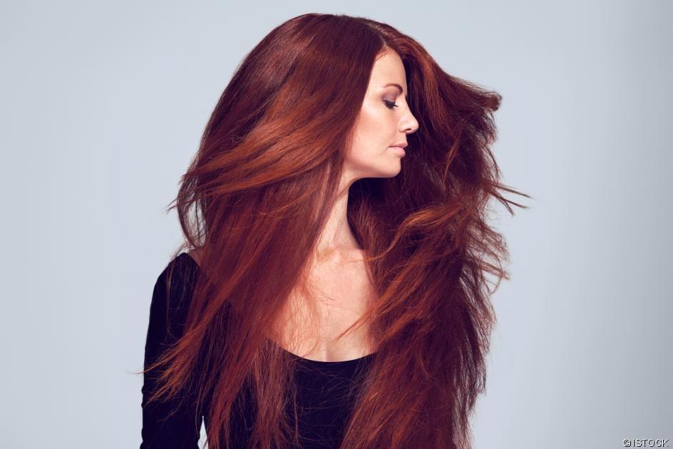 Укладка с пользой для волос