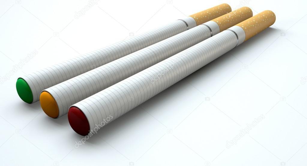Вредные привычки. Электронные сигареты