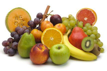 Все фрукты для вашей диеты