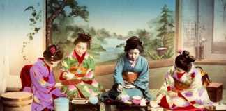 Японское чаепитие. Правила этикета