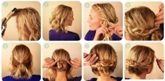 Способы заплетания волос в домашних условиях