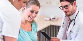 Течение беременности у женщин с бесплодием