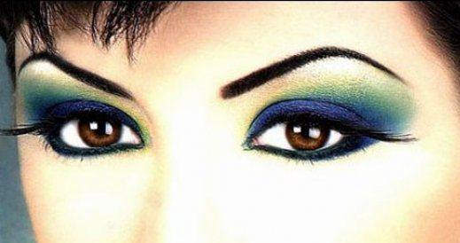 макияж Клеопатры