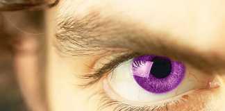 Самый редкий цвет глаз или бывают фиолетовые глаза?