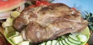 Как приготовить буженину из свинины в домашних условиях в духовке