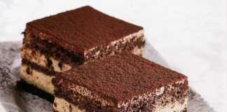 Десерт тирамису — рецепт для приготовления в домашних условиях