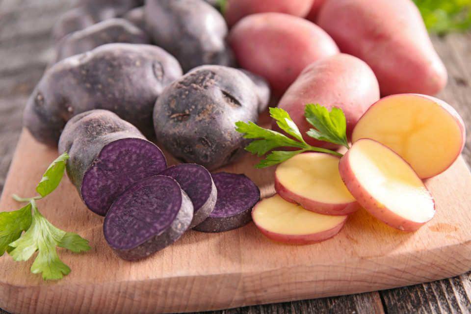 Любимый продукт – картошка