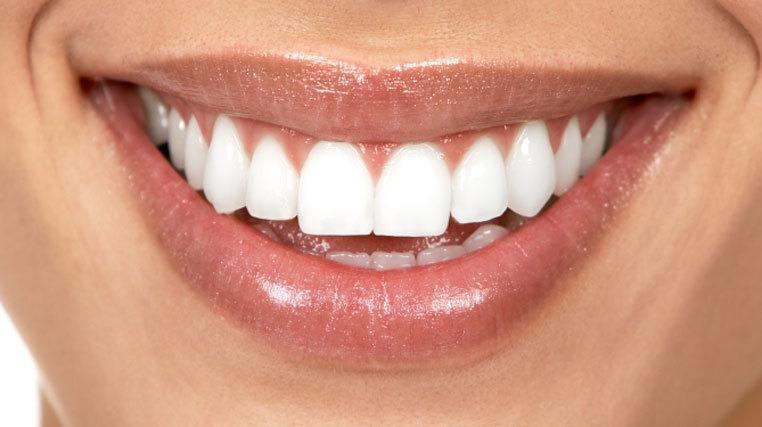 Крепкие зубы – залог здоровья.