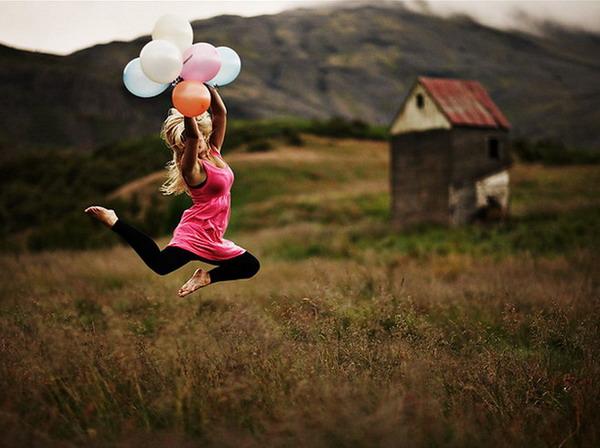 Счастливая по жизни