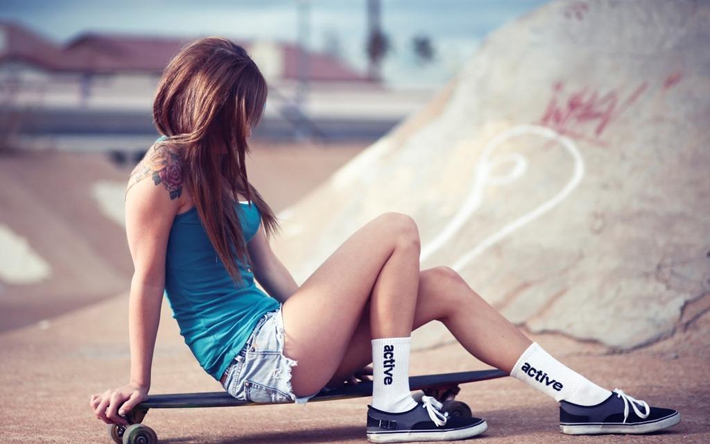 Женская обувь для занятий спортом