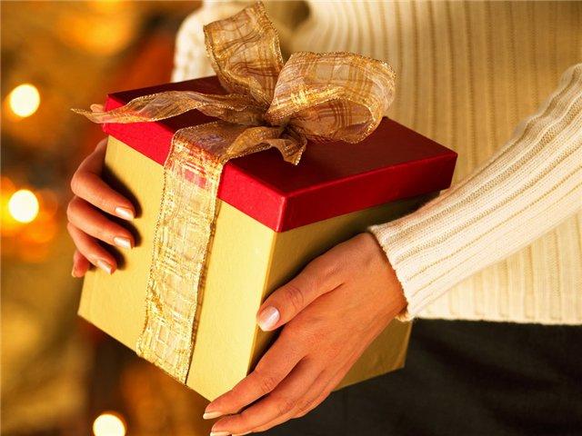 пдеи новогодних подарков