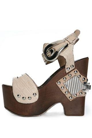Необычная женская обувь (38 Фото) 9